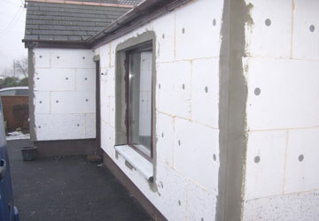 External Wall Insulation Contractors