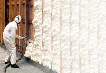 Foam Insulation Service Contractors
