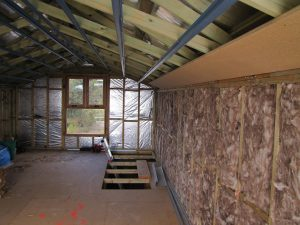 internal wall insulation mineral wool