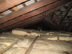 roof attic insulation