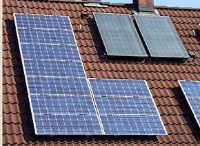Solar Flat Plate Panel